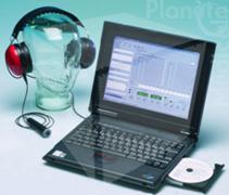Matériel informatique et médical : Audiomètre informatisé
