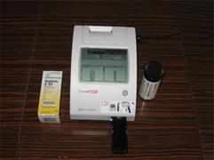 Matériel informatique et médical : Lecteur de bandelettes urinaires