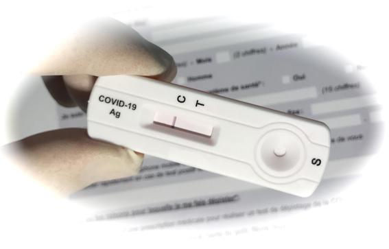COVID-19 antigenique